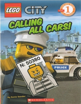 Lego City - Calling all Cars !