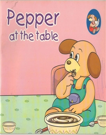 Pepper at the Table